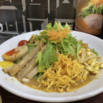 天風堂 - 中華冷麺(アップ)♪