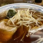 一麺 - ・ネギラーメン 850円/税込