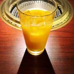 かどや - オレンジジュース