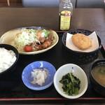 夢庵 - 料理写真:料理