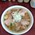 香福 - お肉ラーメン並盛