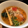 味香房 海居人 - 料理写真:海老塩ラーメン780円