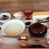あそらの茶屋 - 料理写真:御饌の朝かゆ