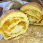 131519601 - オレンジのブリオッシュ(税込 264円)評価=○