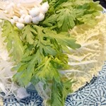 鉢の木 - 野菜
