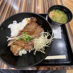 土山サービスエリア(上下線)スナックコーナー - 料理写真: