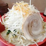らーめん弁慶 - ネキミソラーメン 1070円