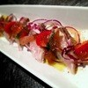 海人 - 料理写真:金沢沖 炙りのどぐろのカルパッチョ