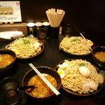 13153467 - つけ麺×3
