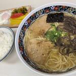 ラーメン天和 - 料理写真: