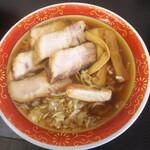 一弥 - 料理写真:チャーシュー麺