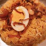 インド料理 インディアンハット - ビリヤニ