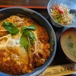 ヤジマ - 料理写真:カツ丼 940円
