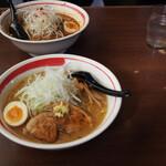 麺部屋 綱取物語 - 料理写真: