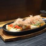 一喜 - 豆腐ステーキ
