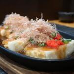 一喜 - 豆腐ステーキアップ