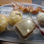 スペイン窯 パンのトラ - 料理写真: