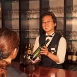 ヴァンチャット - ソムリエ厳選のワインをどうぞ