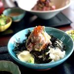 131540006 - マグロ勘八いくら海鮮大漁丼