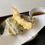 あすなろ亭 - 天ぷらセット