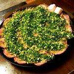 焼肉セブン - 料理写真:先ずはネギ塩タンから