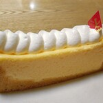スイーツ エスカリエ - 料理写真:チーズタルト〜カッテージチーズ
