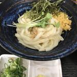 131549201 - 香川スタイル 醤油うどん 冷