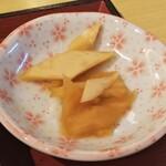 西安曹家 餃子坊 - 漬物