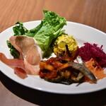 Italian Kitchen VANSAN - 前菜