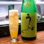 銀座 いっぱし - 梅酒2