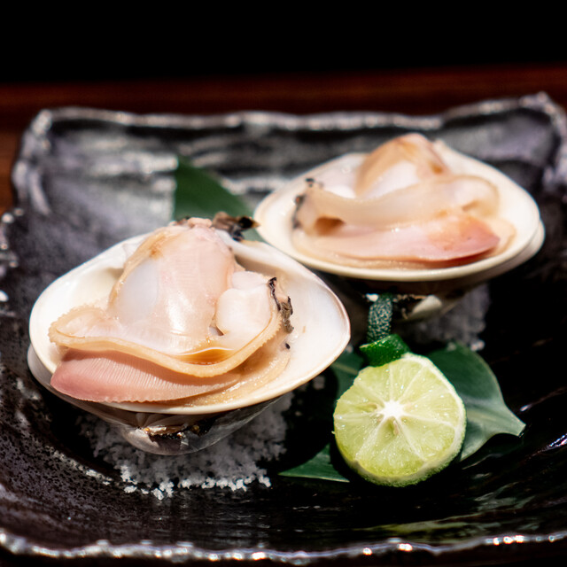 銀座 いっぱしの料理の写真