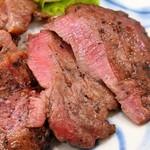 牛たん仙台なとり - 料理写真:たんなか牛たん定食
