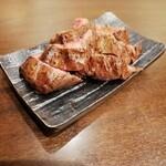 肉山 おおみや - 大バラ(背面)