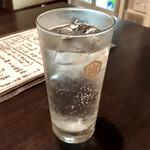 おうちあそび - *つくし(麦)(¥500)※ソーダ割り