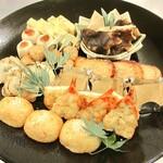 割烹 八幡家 - 季節のお料理