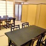 割烹 八幡家 - 2階 大広間(2)