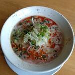 麺屋 八戒 - 担々麺