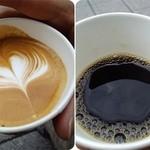 カフェ ド リュウバン - カフェラテ&コーヒー(テイクアウト)