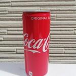 たこやき うみ - コカ・コーラ250ml\140