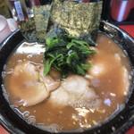 環2家 - 中盛チャーシュー麺