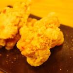 離れ - 大山鶏の唐揚