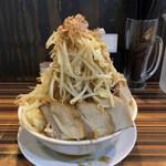 ラーメンつけ麺 笑福 - 豚ラーメン 並盛♪