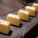 131563163 - クリームチーズの西京焼き