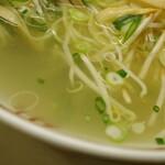 新生軒 - スープ!