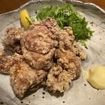 庵GuRi - 鶏の竜田揚げ