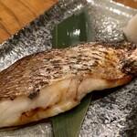 庵GuRi - 銀むつ焼き
