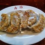 寿福 - 焼き餃子
