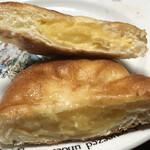 Johan - 濃厚クリームパンの断面