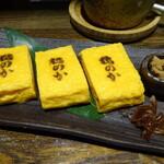 穂のか - 厚焼き玉子¥800