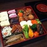 まんま亭 楽 - 特注折詰弁当箱「要予約」となっております!